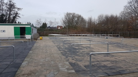 project fietsbeugels didam
